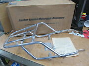 Nos Vintage Yamaha Luggage Rack Carrier 1977 1978 Xs750 Acc-11110-93-04