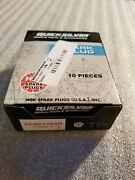 33-881284q Lfr6a-11 Lot Of 7 Spark Plugs Ngk Quicksilver