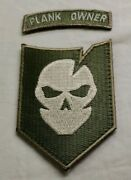 Its Tactical Multicam Logo Morale Patch With Rocker Plank Owner Pirate Boat