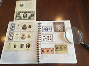Book - North American Printers Promotional Sheets And Test Notes 198 Pages 2020