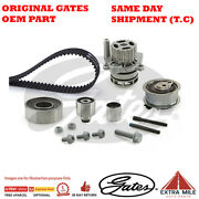 Timing Kit For Audi A3 8p7 1.6 Tdi Convertible 1.6l 77kw Diesel Fwd Cayc