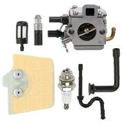 Carburetor Air Filter Kit For Stihl 034 036 Ms340 Ms360/zama C3a-s31a Chainsaws