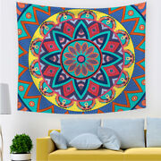 3d Blue Wreath O1003 Tapestry Hanging Cloth Hang Wallpaper Mural Photo Amy