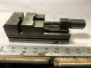 Machinist Tool Lathe Mill Ideal Tool And Die Co Sine Vise 2 1/2 Okcb Tp