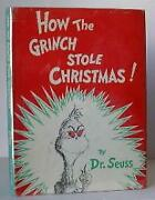 Seuss Dr / How First Edition 1957 004127