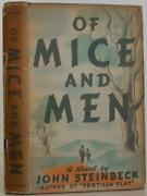 John Steinbeck / Of Mice And Men First Edition 1937 107258