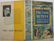 Herman Wouk / The Caine Mutiny First Edition 1951 107335