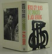 Jack Kerouac / Mexico City Blues First Edition 1959 1307308