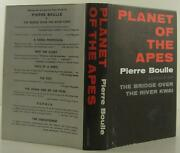 Pierre Boulle / Planet Of The Apes First Edition 1963 1407002
