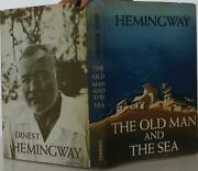 Ernest Hemingway / The Old Man And The Sea First Edition 1952 1803018