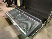 Soundcraft Sm16 Monitor Console With Ata Flight Case With Dog House
