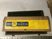 Machinist Lathe Mill Unused Doall O1 Tool Steel 3/32 By 6 By 18 Ofce