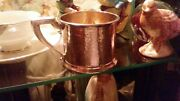 Antique Sterling Baby Cup W.h. And Co. 1856 - 1922 Very Cool