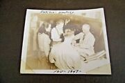 Vintage Black And White Photograph Bostitch Factory Westerly, Rhode Island