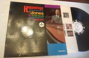 Hank Jones And Oliver Nelson Clark Terry Happenings A 9132 Lp Promo White Label