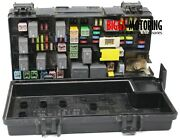 2011 Jeep Wrangler Totally Integrated Power Fuse Box 04692332ad