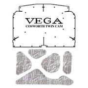 Hood Insulation Pad Heat Shield For 1971-1977 Chevy Vega With G-3 Cosworth Vega