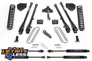 Fabtech K2257m 6 4 Link Lift Kit W/stealth Shocks For 2017-2020 Ford F-250 4wd