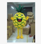 New Fruits Vegetable Festival Mascot Costume Party Game Fancy Dress Adults Size