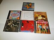 Lot Of 3 The Smashing Pumpkins Cds Lull Adore, And Mellon Collie And The Infinit