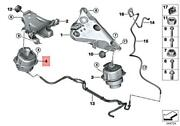 For Bmw Genuine Engine Mount Right 22116853104