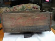 Vintage Yuengling Wooden Crate