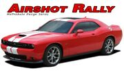 2015-2020 For Dodge Challenger Hellcat Srt Racing Stripes Graphics Rally Decals