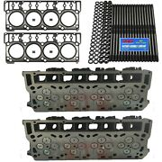 Oringed 18mm Cylinder Heads Arp Mahle Head Gaskets - Fits Ford Powerstroke 6.0l
