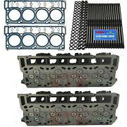 Oringed 20mm Cylinder Heads Arp Oem Head Gaskets - Fits Ford Powerstroke 6.0l