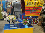 Chuck Wagon Coin Operated Kiddie Ride