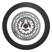Coker P195/75r15 American Classic 2 1/4 Whitewall Radial Tire