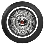 Coker P205/75r15 American Classic 1 Whitewall Radial Tire