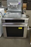 Thermador Me301js 30 Stainless Single Electric Wall Oven Nob 46937 Hrt