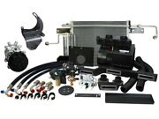 Hurricane Complete Package For 1968-72 Ford Truck, Ds Compressor [cap-6872e-ds]
