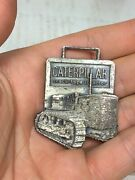 Vintage Early John Deere Track-type Tractor Company Watch Fob Advertising Sales