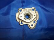 Rare Cosworth Ba0444 Tach Drive Oil Pump End Plate For Side Mount Dry Sump Pump