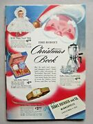 Sears Catalog - Christmas, 1941 Excellent Condition Toys, Toy