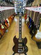 Gibson Sg Deluxe 1970and039s Vintage Electric Guitar J0770