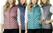 New 32 Degrees Womenand039s Packable Puffer Vest Size And Color Variety
