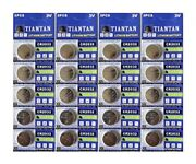 500 Pcs Cr2032 Tiantian Lithium 3v Coin Cell For Calculator Scale Remote Watch