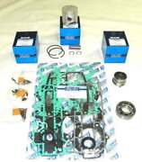 Yamaha 60 70 Hp 3 Outboard Power Head Rebuild Kit Std. Bore 1984 To 2008