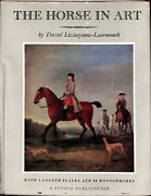 The Horse In Art By David Livingstone-learmonth