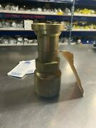 2 Parker Crimp Style Hydraulic Hose Fitting – 71 Series Fittings   16a71-32-32