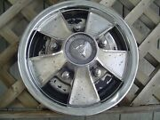 One Vintage 1966 1967 Dodge Dart Chrysler Plymouth Charger Hubcap Wheel Cover