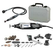 Dremel 32 In. Flex-shaft Attachment For Rotary Tools Plus 4000 Series 1.6 Amp