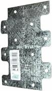 200 Pack Simpson Strong Tie Ltp4z 3 X 4-1/4 Lateral Tie Plate Z-max Finish