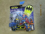 Dc Super Heroes Lot Batman And Superman 2 Pack First Release Dcuc Universe Classic