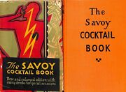 The Savoy Cocktail Book Craddock Harry