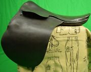 Abercrombie And Fitch English Whippy C1939 Saddle