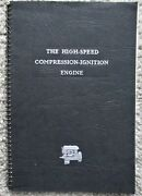 The High-speed Compression-ignition Engine Commonwealth Oil Refineries Ltd.